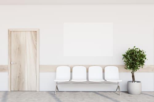 待合室のデザイン