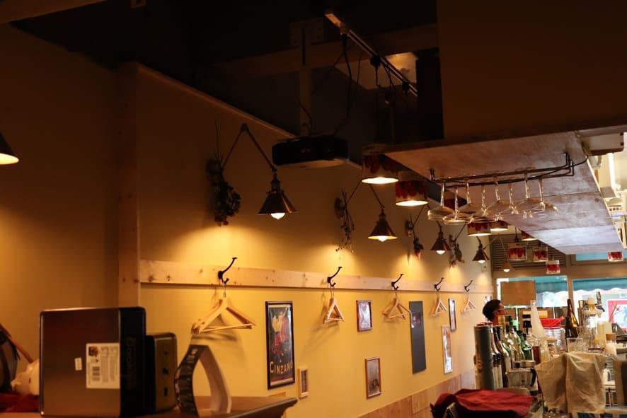 COVA酒場 吊り下げペンダントライト